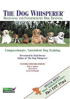 Dogs: Beginning and Intermediate Dog Training « DogSiteWorld-Store