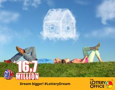Enter now for your chance to win £16.7M! #LotteryDreamHome #lotto #lottery #LotteryOffice