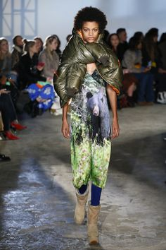 The complete R13 Fall 2018 Ready-to-Wear fashion show now on Vogue Runway.
