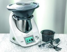 Thermomix 5  The Thermomix 5 is the ultimate piece of kitchen equipment. Vorwerk's have created the the most automated cooking device yet seen in the domestic kitchen. #homeappliance #homeimprovement #housekeeping #kitchen #kitchenaid #thermomix #bathroom #groupbuying #crowdbuying #metail #wetail #socialcommerce
