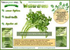 Watercress Health Benefits. For more information, please visit www.unlimitedenergynow.com.