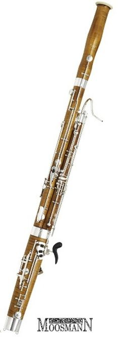 Moosmann Bassoon No. 222 E