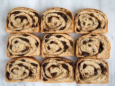 Raisin cinnamon bread is good, but rum raisin cinnamon bread is better! Eat it toasted with a pat of butter or smear of cream cheese, make French toast Make French Toast, Raisin Bread, Types Of Bread, Cinnamon Bread, Egg Wash, Dry Yeast, How To Make Bread, Pecan, Rum