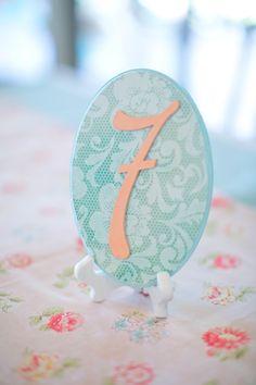 Florida Rustic Vintage Pastel Wedding