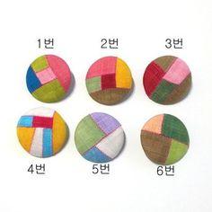 0번째 이미지 Fabric Tree, Fabric Brooch, Fabric Pumpkins, Patchwork Patterns, Korean Traditional, Pin Cushions, Textile Art, Fiber Art, Hand Sewing