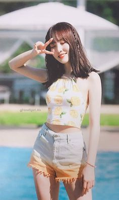 Chicas subjects in photography course - Photography Subjects Kpop Girl Groups, Korean Girl Groups, Kpop Girls, Gfriend Yuju, Gfriend Sowon, Extended Play, G Friend, Foto Pose, Beautiful Asian Girls