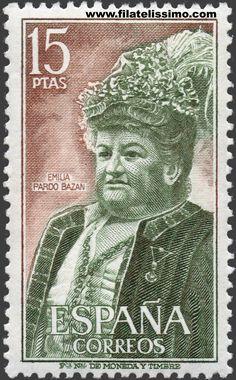Escritoras españolas, Emilia Pardo Bazán