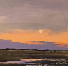 In Love with the Marsh - Susie Callahan