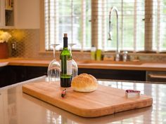 How To Make A Butcher-block Cutting Board