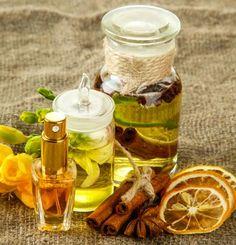 Parfum Rezept: Fruchtig süßes Parfum mit Zimt- und Orangenduft | Eigenes Parfum selber mischen