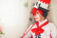 Vocaloid Fukase Cosplay by Shinji-Thanatos on DeviantArt Vocaloid Cosplay, Anime Cosplay, Mikuo, Kawaii Clothes, Best Cosplay, Hatsune Miku, The Help, Costumes, Cute