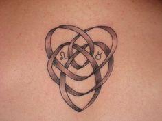 this is similar to my Motherhood knot tattoo Celtic Motherhood Tattoo, Motherhood Tattoos, Celtic Knot Tattoo, Celtic Tattoos, Tattoo Symbols, Mutterschaft Tattoos, Irish Tattoos, Mouse Tattoos, Zodiac Tattoos
