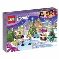 Lego Friends 41016 - Adventskalender: +