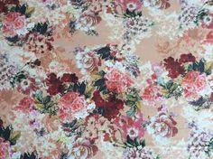 Garboprint - Design 05000-11941 Fashion Prints, Painting, Design, Art, Fabrics, Flowers, Painting Art, Paintings, Kunst