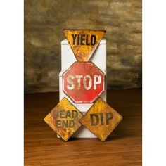 Ohio Wholesale Tin Traffic Signs