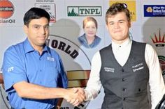 Vishy has to guard against Carlsen coup