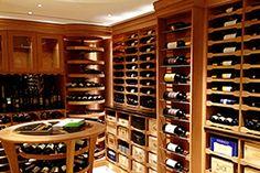 Revel Cellars | Featured Residential Cellars - Revel Cellars