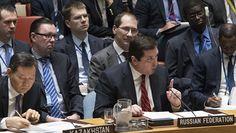 Огрызко о хамстве представителя РФ в ООН: У России начинается истерика