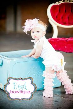 THE PERFECT BiRTHDAY ACCESSORY. ROYAL BOWTiQUE iCE CREAM BLOOMERS!!! {www.facebook.com/royalbowtique}
