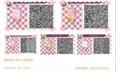 CUTE Pink Foo Foo Path Set #2