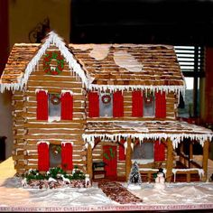 Gingerbread Houses Mansions, Castles
