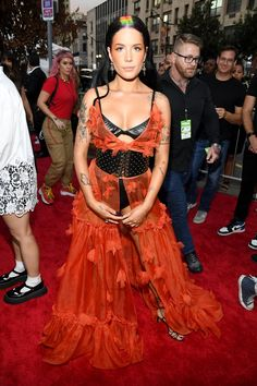 A-Listers like Taylor Swift, Camila Cabello, and Lizzo hit the MTV VMAs red carpet on Monday, August See all the best looks here! Sebastian Maniscalco, Barclays Center, Mtv Video Music Award, Music Awards, Celebrity Red Carpet, Celebrity Look, Halsey, Cardi B, Nicki Minaj