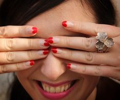 Cute nail designs - Follow me and get inspired