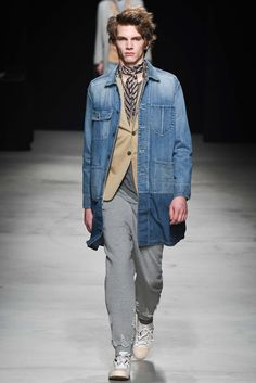 Miharayasuhiro FW15 Menswear