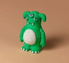 Three-Eyed Alien craft