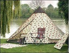 Cath Kidston Camping Heaven!! http://www.leisureshopdirect.com/