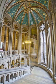 St. George's Hall, Liverpool (via Flickr)