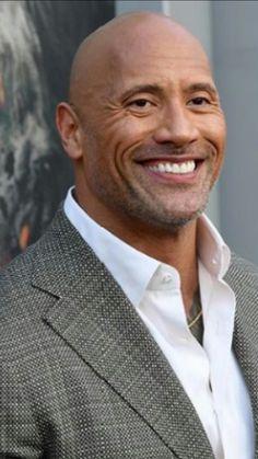 O homem mais lindo do mundo pra sempre a perfeição Dwayne Johnson