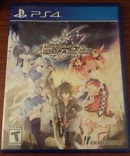 Fairy Fencer F Advent Dark Force Playstation 4 PS4 Complete Game FREE SHIPPING!