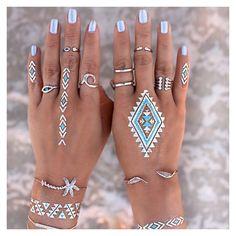 Helen Janneson Bense (@gypsylovinlight) | Conjuring magic ✨ jewels from @byjasmin_ @baliplatform @kasanejewellery  @willowbyronbay #flashtattoos available online ➡️ www.gypsylovinlight.com/shop  @bobbybense | Intagme - The Best Instagram Widget