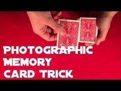 Today you'll learn cool self working card trick that will make your audience think that you have photographic memory!) Sounds good, right? Lets learn it! Resume Template Examples, Resume Template Free, Easy Card Tricks, Professional Resume Samples, Coupon, Memories, Make It Yourself, Electronics, Guys