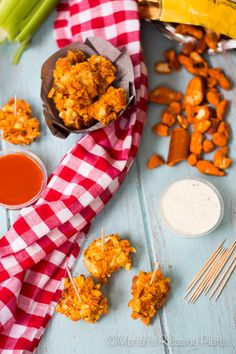 Buffalo Pretzel Chicken Bites are great for on the go entertaining! Made with sourdough buffalo pretzel bites and all white chicken breast