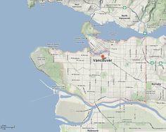 Vancouver Map - http://triforce-media.com/2013/08/vancouver-population-statistics/