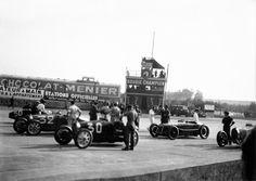 Grand Prix Racing - 1930-1939 A golden era of motor racing