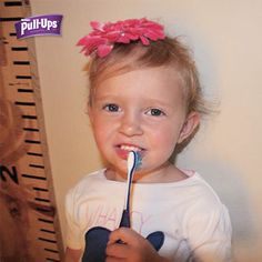 Give your Big Kid a glowing grin by encouraging healthy brushing habits as part of your nighttime routine.