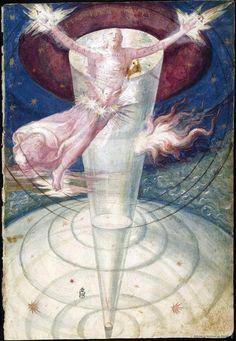 Fiat Firmamentum, by Francisco de Holanda, from' De Aetatibus Mundi Imagines'…