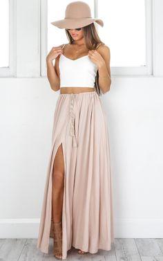 Showpo Maxi Skirt