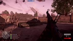 Just some good ol' BF1 sniping.