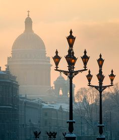 St. Petersburg, city with a soul