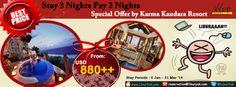 Ingin liburan ke #Pulau #Bali? Yuk dapatkan penawaran spesial dari #Karma #Resort sekarang juga! Kini ada paket  Stay 3 Nights pay 2 Nights by Karma Resort.  Dapatkan Spesial Paket tersebut dari LiburYuk http://liburyuk.com/listpackage/Special+Offer+Karma+Resort+-+Stay+3+Nights+pay+2+Nights #jalan2 #holiday #abbeytravel #liburyuk