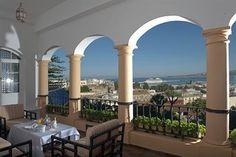 El Minzah Hotel, Tangier, Morocco