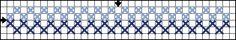 Practice stitching the herringbone stitch with this free Herringbone Border pattern.