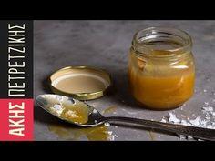 Σάλτσα καραμέλας σε 3 λεπτά | Άκης Πετρετζίκης