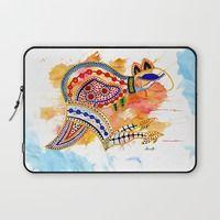 Laptop Sleeve featuring Kangaroo by Armyhu