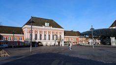 Hauptbahnhof Hamm (Westfalen)