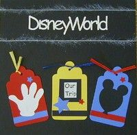 Gallery - Scrapbooking - Disney - Two Peas in a Bucket